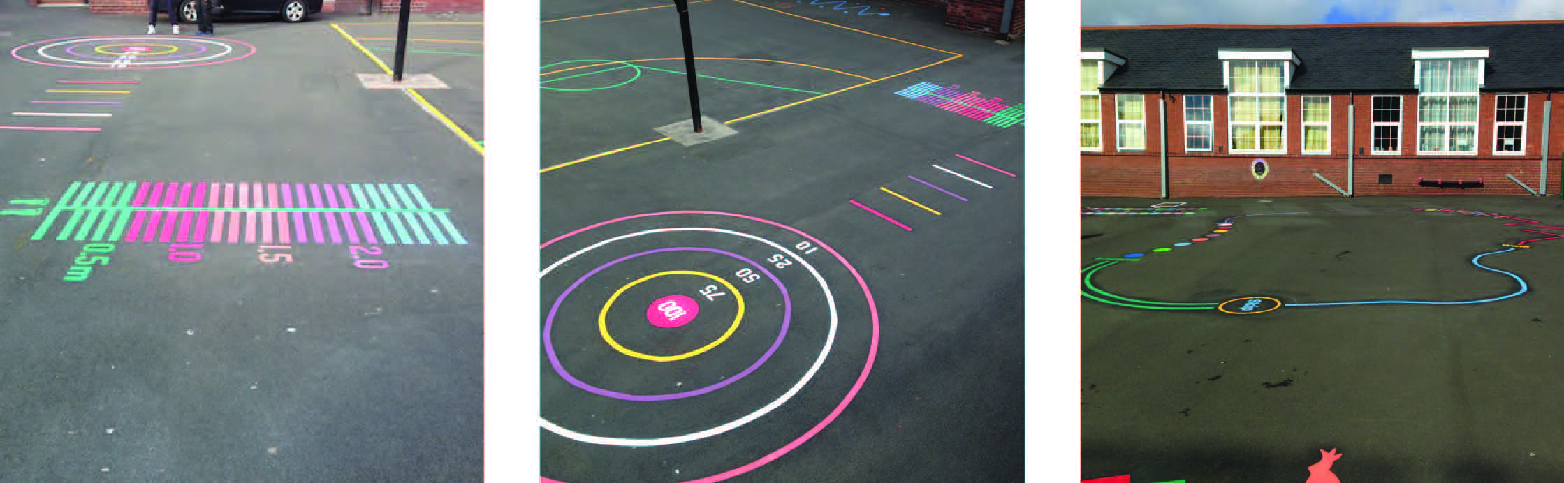 Playground Marking for Activities