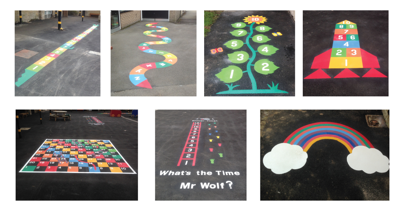 Playground-Marking-images