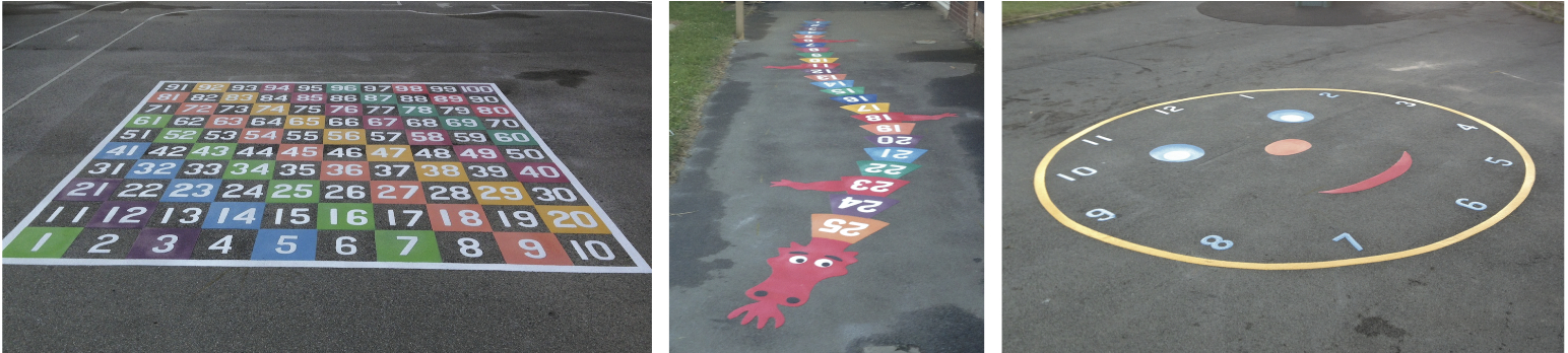Playground Markings Devon
