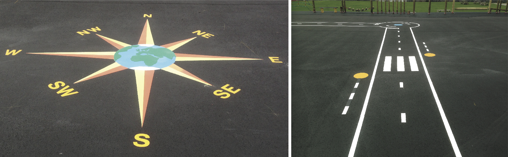Playground Markings Leeds