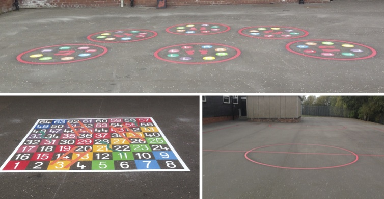 Playground Markings Scotland