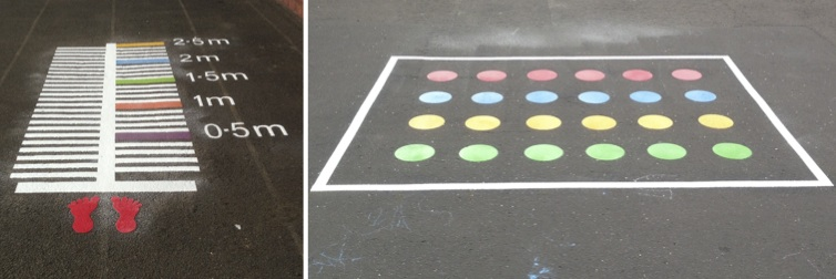 Thermoplastic Playground Markings Scotland