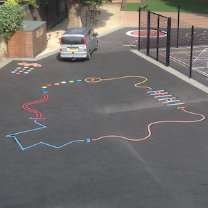 Playground Activity Trail