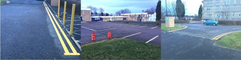 Key stage 2 world map at st marys primary school bristol road markings newcastle gumiabroncs Choice Image