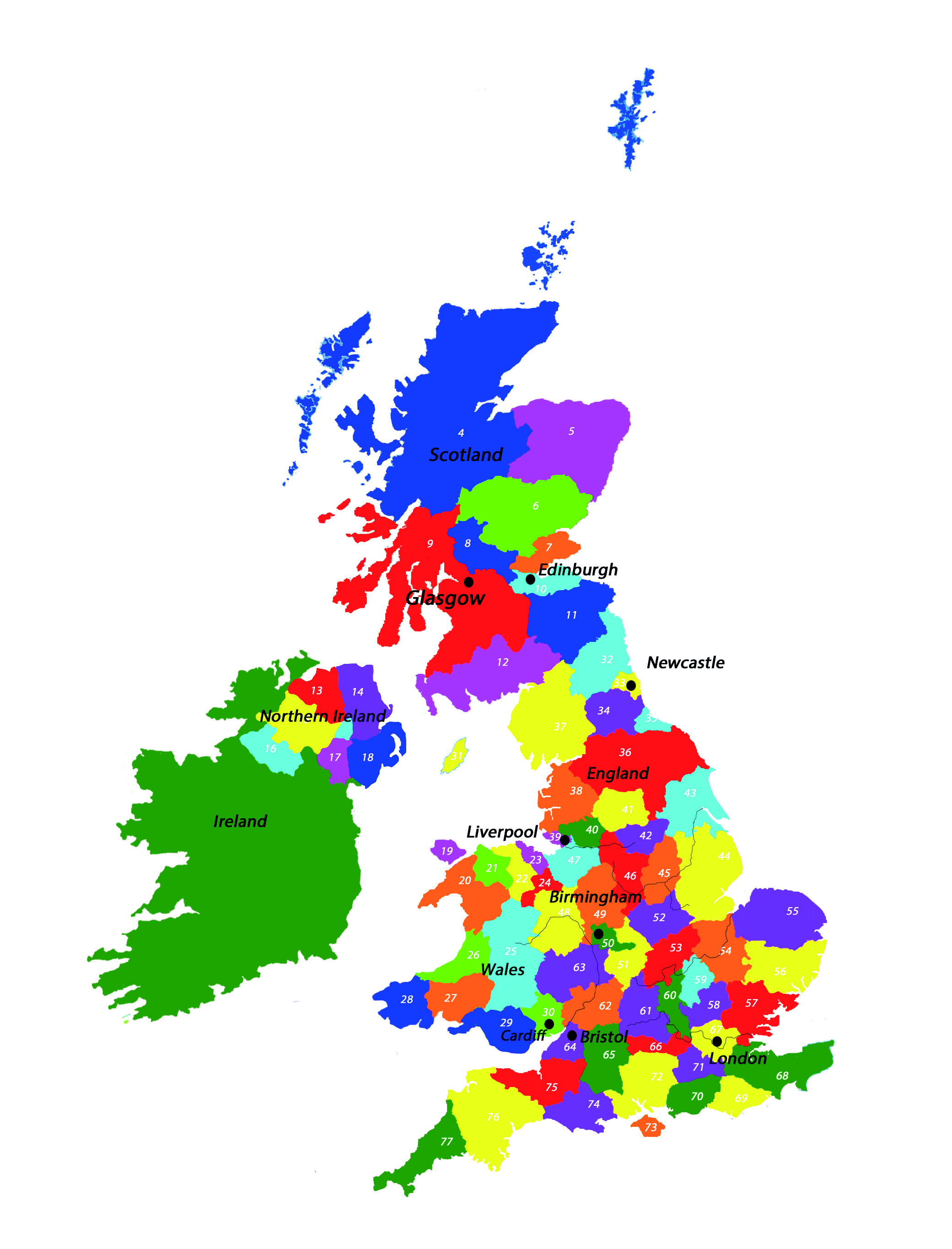 Map Of England For Ks1.Map Of England Ks2 Kameroperafestival