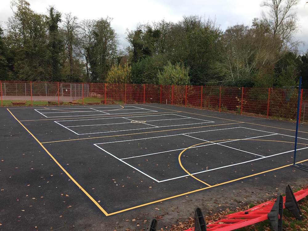 Netball & Short Tennis Courts