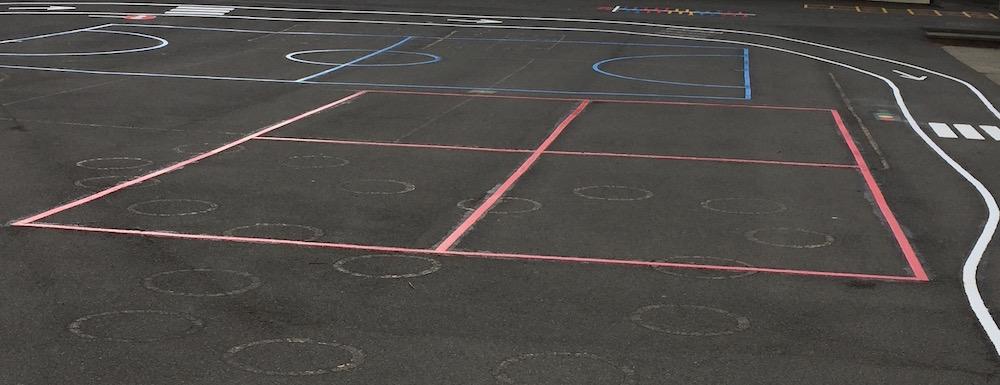 Playground Short Tennis