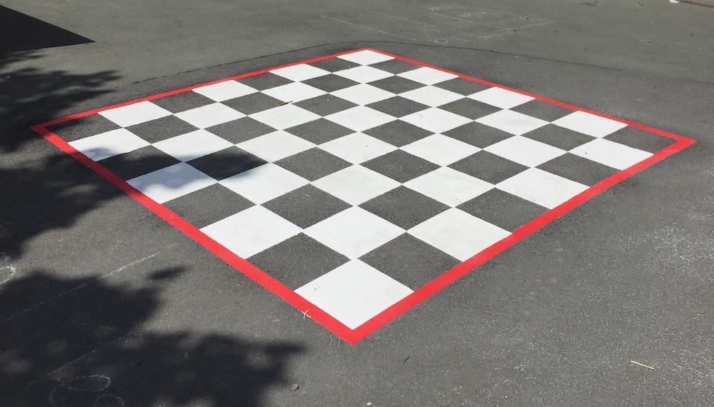 Playground Chessboard