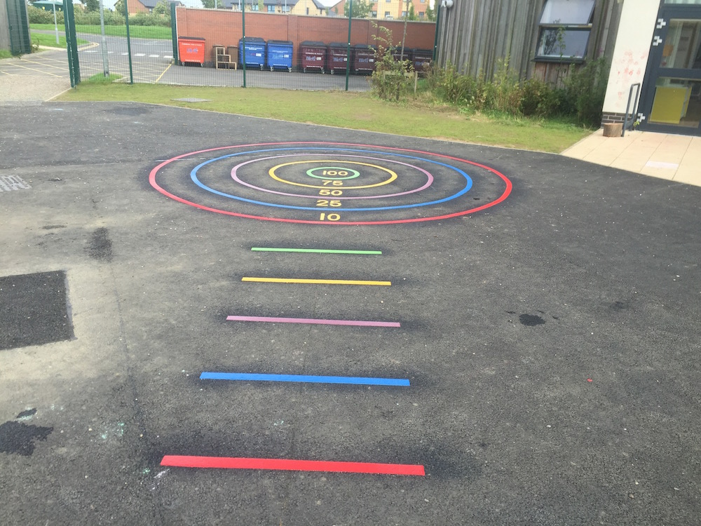 target-throw
