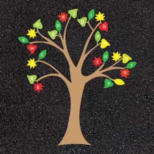 alphabet-tree