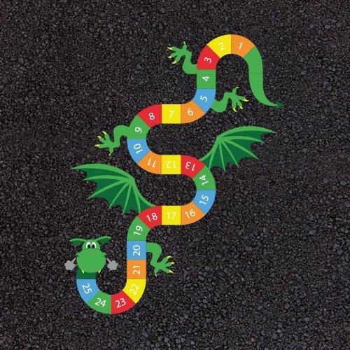 1-25 Dragon