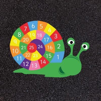 1-25 Snail