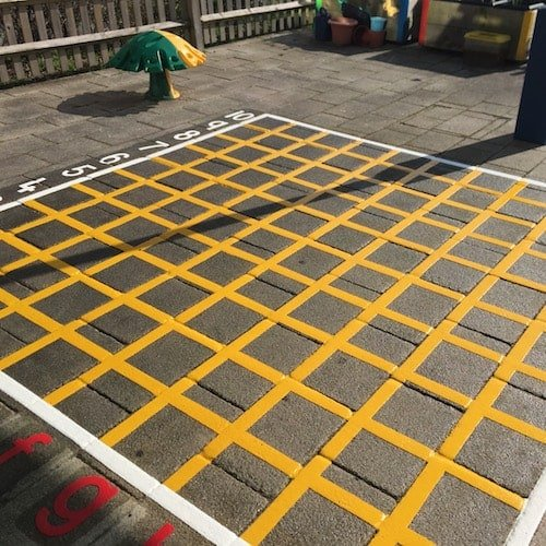 Coordinates Grid Lines First4playgrounds