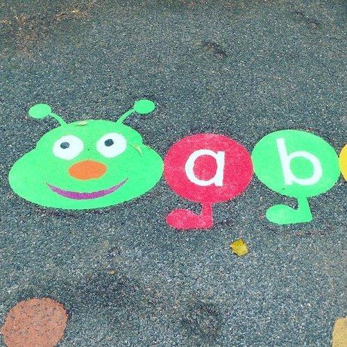 A-Z-Caterpillar