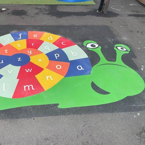 A-Z-Snail