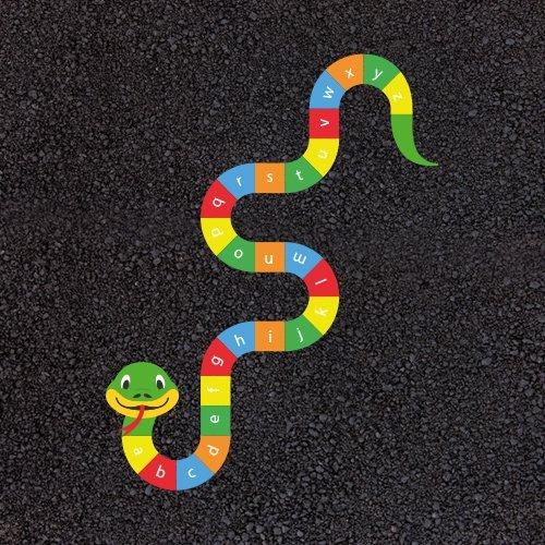 A-Z Snake