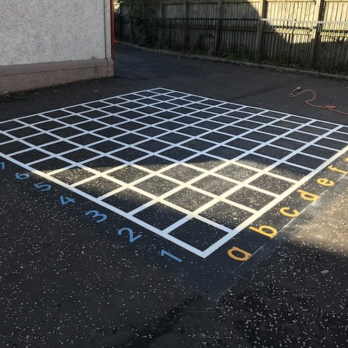 Co-ordinate-Grid