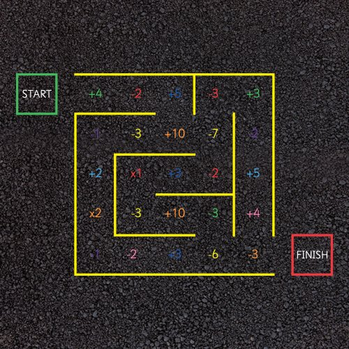 NEW-Maths-Maze