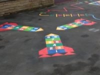 Key Stage 1 & 2 Playgrounds For St Thomas Primary
