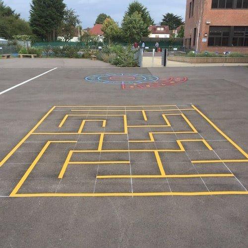 Rectangular-Maze-3