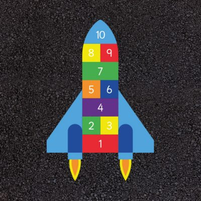 Rocket Hopscotch