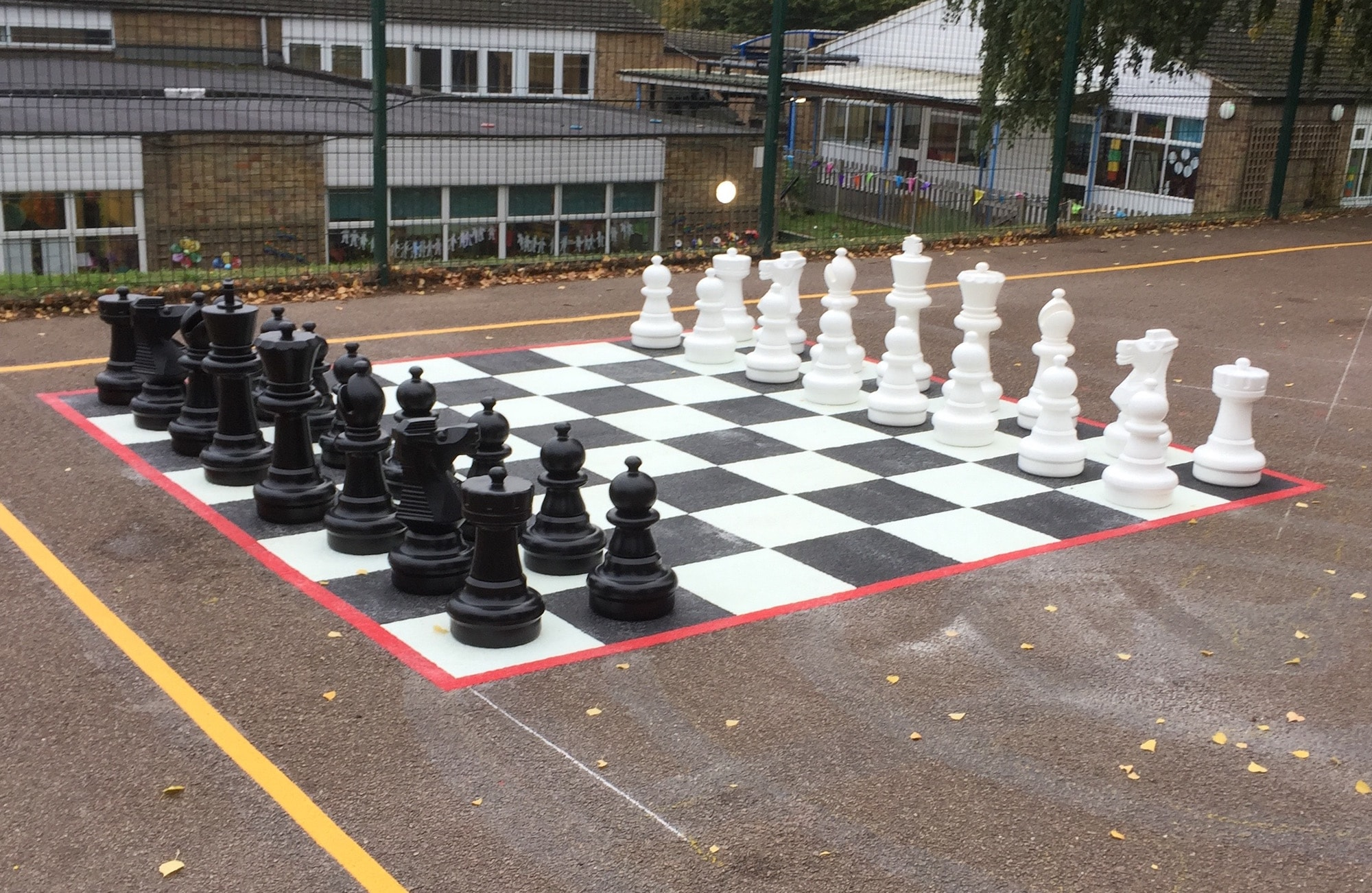 Giant Chess Set