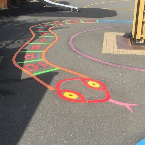 Line-Snake