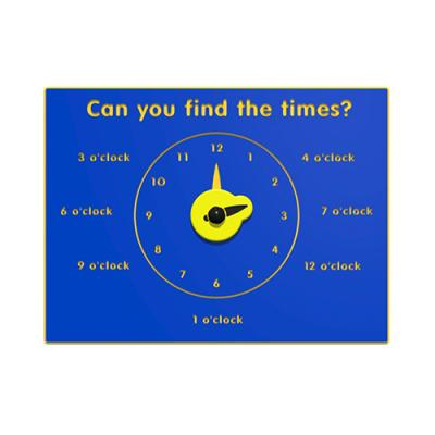Can you find the times