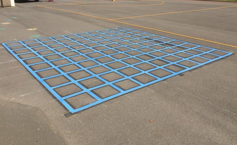 Blank-Grid