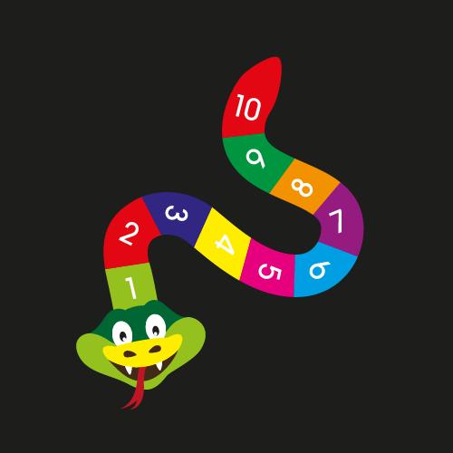 1-10 Snake