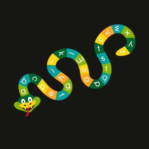 A-Z-Snake