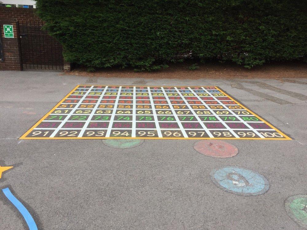 1-100-Grid