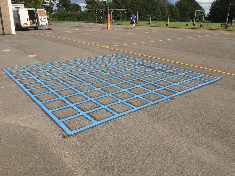 Blank-10-x-10-Grid
