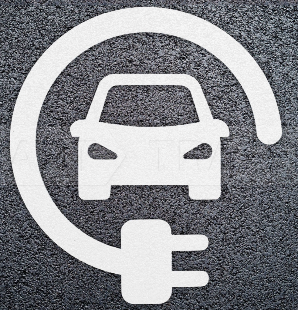 Electric Car Parking Bays – Plugged in Places
