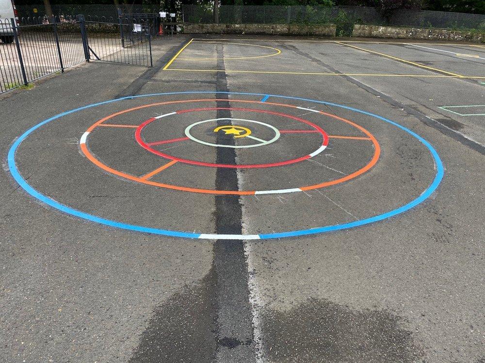 Circular-Maze-Rothbury-First-School