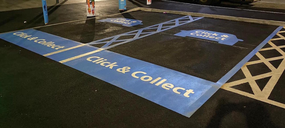 Click & Collect Parking Bays